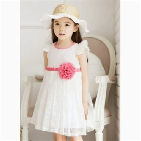 Di11 Dress Imlek Anak 1 5 Tahun Baju Imlek 2018 Sincia Cheongsam contoh baju dress korea model terbaru untuk anak perempuan