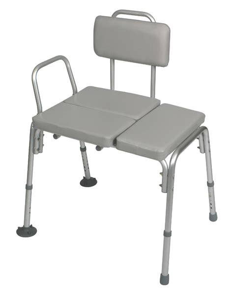 guardian padded transfer bench padded transfer benches