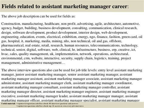 marketing assistant job description for resume vietnamese speaking