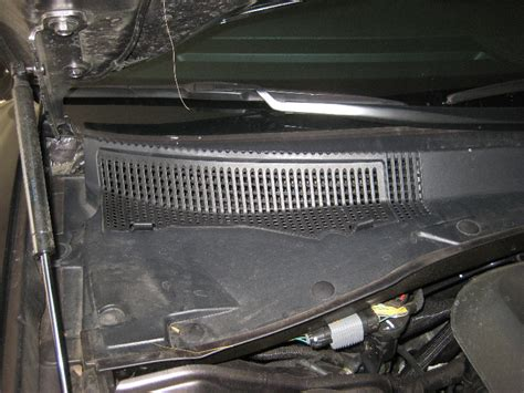 How To Clean Filter On A 2011 Dodge Nitro Service