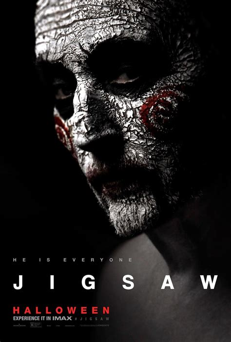 jigsaw film character new jigsaw character posters feature the jigsaw army