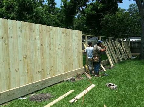 how much to put up a fence in backyard wood fence company spring the woodlands affordable