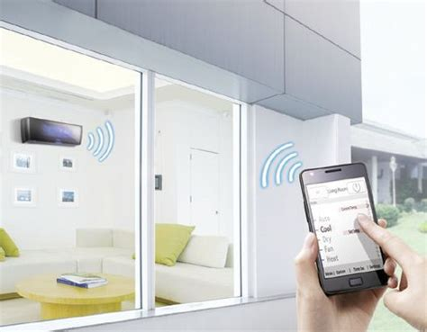 Ac Samsung Wifi features air conditioners samsung
