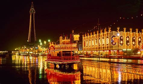 blackpool illuminations christmas break new victorian