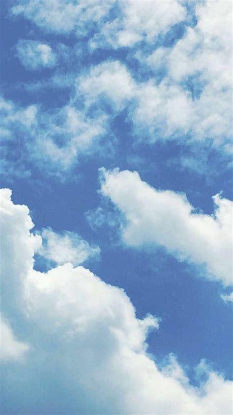 blue sky  clouds image blue sky wallpaper blue sky