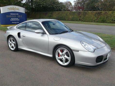 used porsche 911 2003 model turbo 996 s petrol coupe