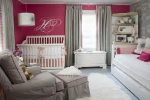 pink and grey toddler room nursery notations harris s nursery by liz carroll
