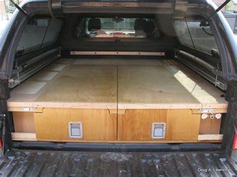 truck platform bed search vehicle storage