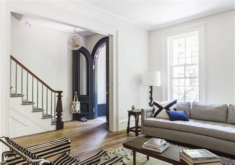 living room brooklyn ny an unfussy brooklyn townhouse remodel from architect