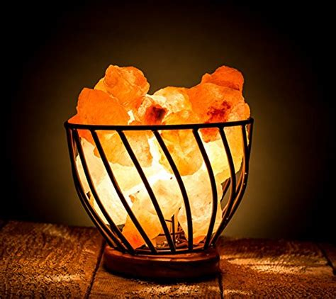 carved himalayan salt l hemingweigh carved air purifying himalayan