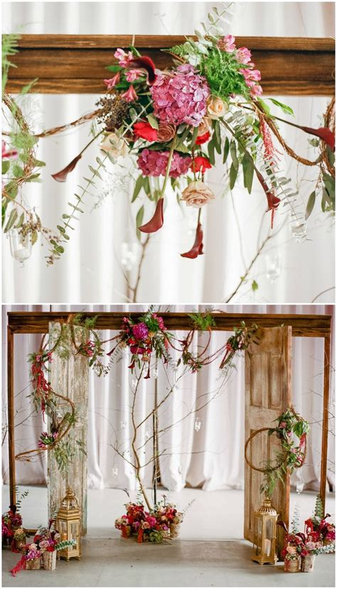 17 best ideas about wedding arbors on rustic wedding arbors rustic wedding archway