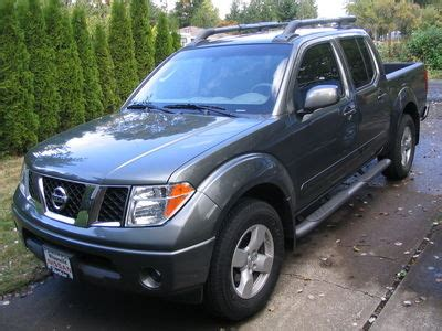 how to work on cars 2005 nissan frontier 2005 nissan frontier overview cargurus