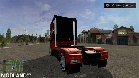 scania r1000 feu v 1 0 mod farming simulator 17
