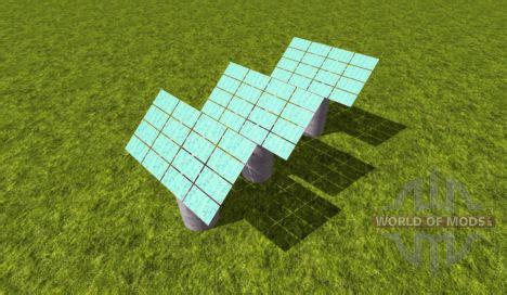 solar collector for farming simulator 2015