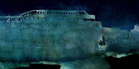 imagenes verdaderas del titanic hundido fotos as 237 luce actualmente el titanic a cien a 241 os de su