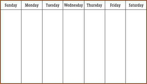 one week calendar template one week calendar template driverlayer search engine