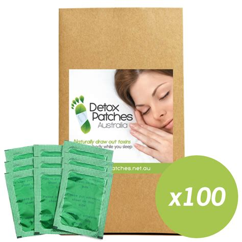 Detox Patches by Detox Patches Australia Detox Foot Patches Detox Pads