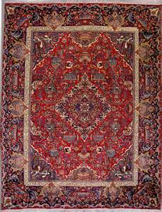 10x13 red persian kashmar oriental wool area rug carpet