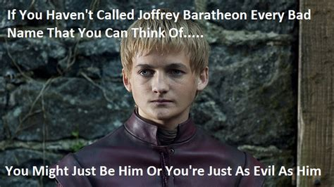 Joffrey Meme - joffrey baratheon meme