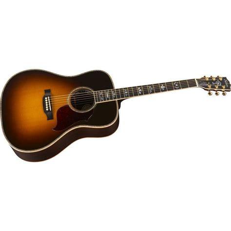 Custom Handmade Acoustic Guitars - gibson songwriter deluxe custom acoustic guitar vintage
