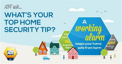 adt ask what s your top home security tip adt