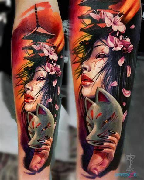 geisha kriegerin tattoo die besten 25 geisha tattoos ideen auf pinterest geisha