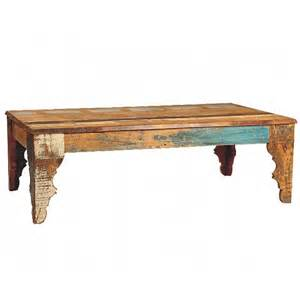 Distressed Wood Coffee Table Coffee Tables Distressed Wood