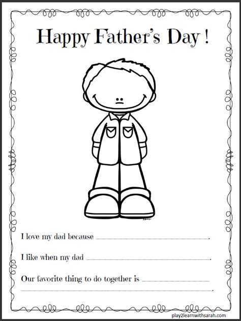 printable children s fathers day cards free printable fathers day cards 04 indian parenting