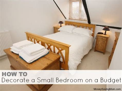 Guest Bed On A Budget How To Decorate A Small Bedroom On A Budget Cottages