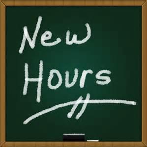 Hours Kyarns New Shop Hours Starting September 1st