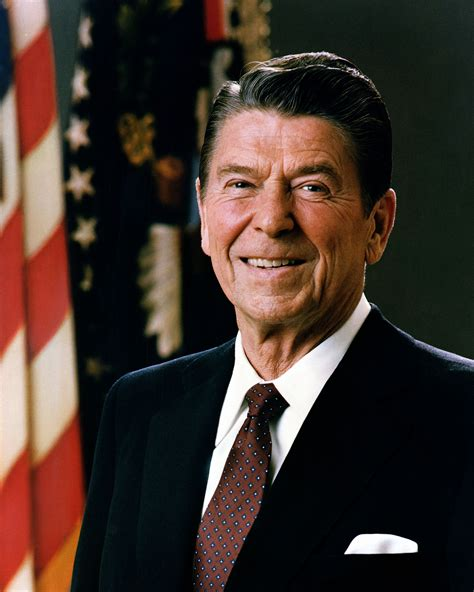 president s ronald reagan was a list maker list producer