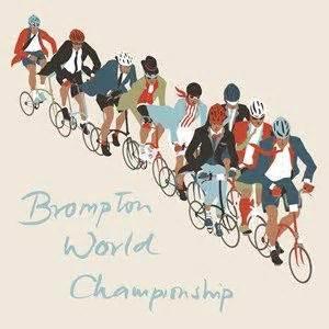 Hoodie Fold In Brompton 2 brompton world chionship racing to brompton