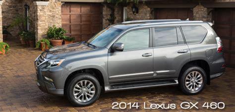 2014 lexus gx 460 suv road test review by bob plunkett