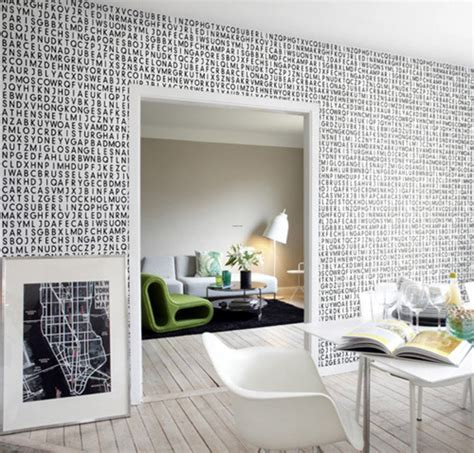 wall design patterns in simple minimalist ideas design