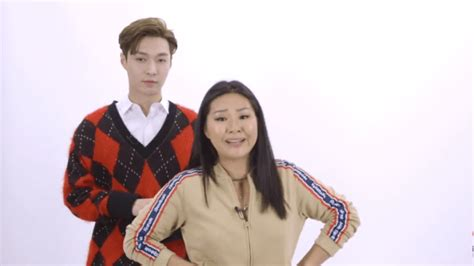 bazzi lay lay talks about quot namanana quot reuniting with exo and future