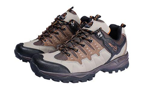 Sepatu Merk Orange jual sepatu boot gunung hiking trekking merek snta 422