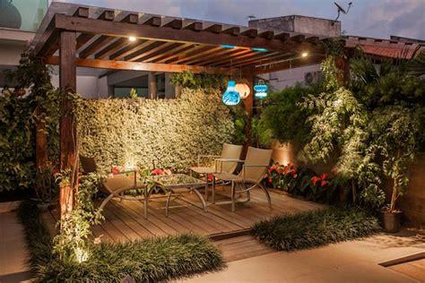 imagenes de jardines en otoño 8 ideas geniales para patios peque 241 os