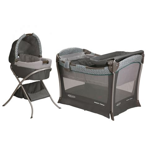 bassinet in bedroom graco day2night sleep system bedroom bassinet pack n