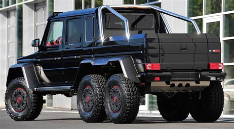 mercedes g class 6x6 mercedes g63 amg 6x6 mega engineering vehicle