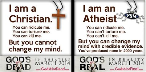 Atheist Vs Christian Meme - christian vs atheist meme am a christian vs we am an