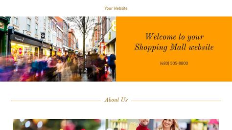 online store themes godaddy shopping mall website templates godaddy