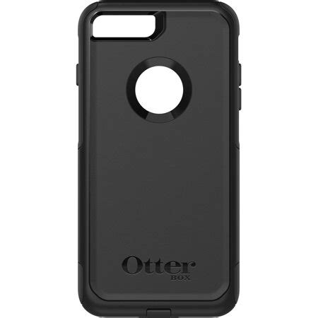 otterbox commuter series for apple iphone 7 plus black walmart