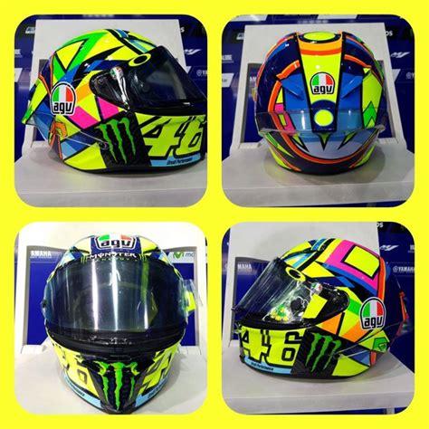 rossi helmet design 2016 valentino rossi s new 2016 motogp helmet valentino rossi