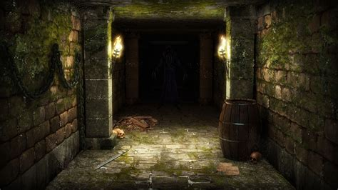 5 room dungeon best dungeon lots of plants chains barrel etc dungeon rpg and rpg