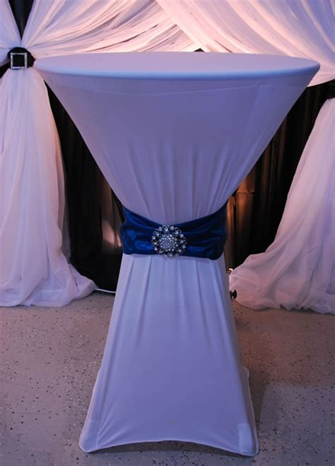 spandex highboy table cover spandex cocktail table covers spandex highboy table cover