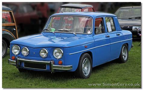 renault gordini r8 simon cars renault r8 gordini
