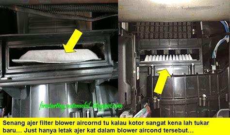 Bearing Aircond Kereta starting automobil diy service blower aircond kereta