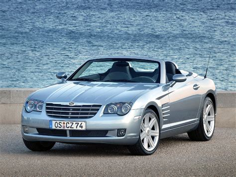 Chrysler Crossfire Hardtop Convertible by Chrysler Crossfire Hardtop Convertible Image 6