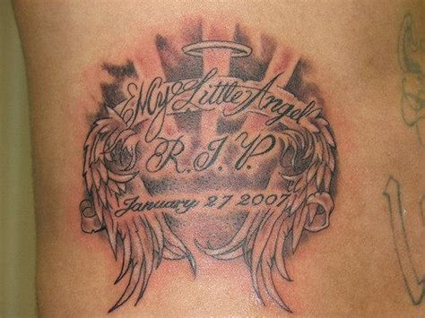3 angels tattoo designs memorial tattoos page 2