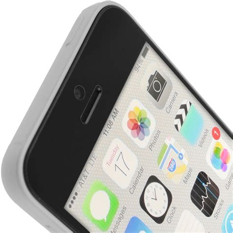 iphone 5c screen protector skinomi techskin apple iphone 5c screen protector